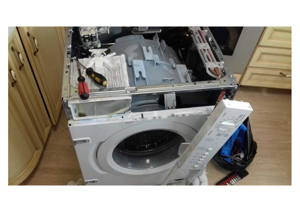 Ремонт стиральных машин в Шлиссельбурге на дому.